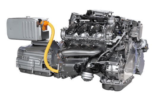 car engine or bile engine png with white background as a heat engine in thermodynamics